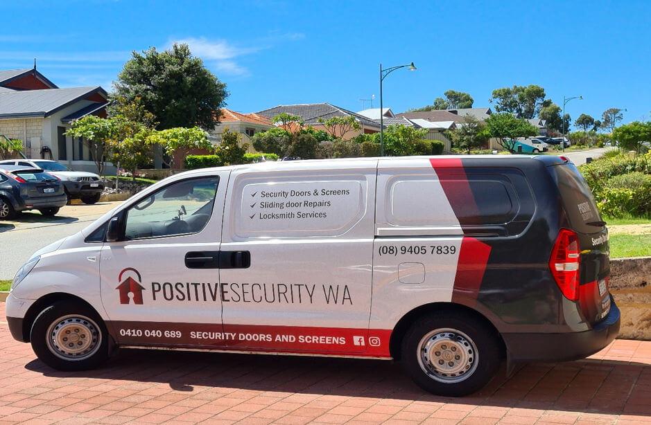 Positive Security WA